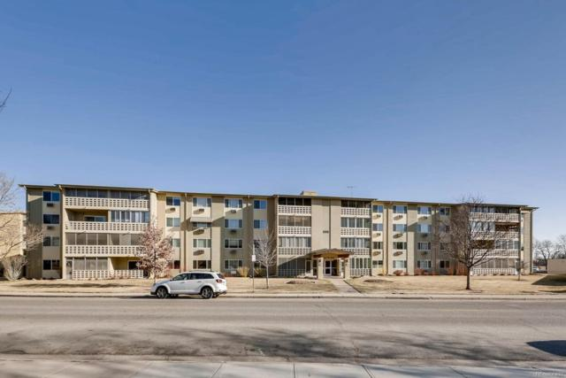 660 S Alton Way 10C, Denver, CO 80247 (#5466505) :: Bring Home Denver