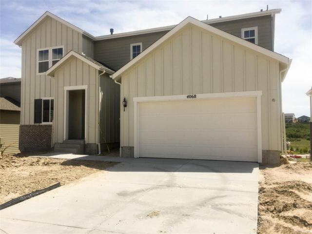 4068 Spanish Oaks Court, Castle Rock, CO 80108 (MLS #5466544) :: 8z Real Estate