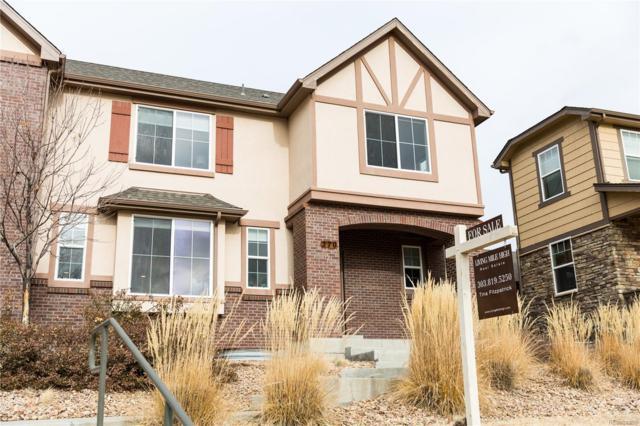 270 Yosemite Way, Denver, CO 80230 (#5466807) :: Wisdom Real Estate