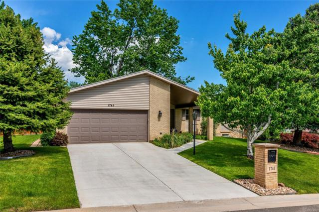 1745 S Queen Way, Lakewood, CO 80232 (#5466906) :: Bring Home Denver with Keller Williams Downtown Realty LLC