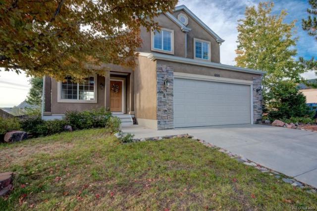 6515 Sonny Blue Drive, Colorado Springs, CO 80923 (#5466909) :: Bring Home Denver