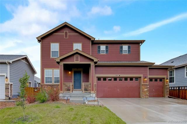 3277 Raintree Lane, Dacono, CO 80514 (#5466960) :: The Harling Team @ HomeSmart
