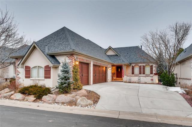 8288 S Forest Court, Centennial, CO 80122 (#5467386) :: House Hunters Colorado