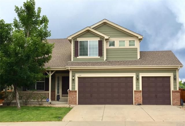 1725 Baguette Drive, Castle Rock, CO 80108 (#5467500) :: The Galo Garrido Group
