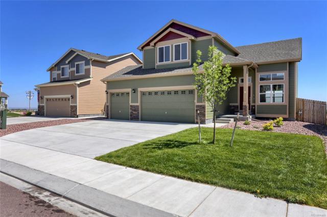 10817 Scenic Brush Drive, Peyton, CO 80831 (#5468020) :: The Peak Properties Group