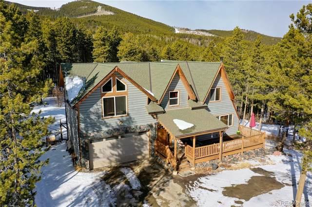 97 Navajo Trail, Evergreen, CO 80439 (MLS #5468076) :: 8z Real Estate