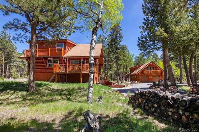 365 Overland Drive, Ward, CO 80481 (MLS #5468355) :: 8z Real Estate
