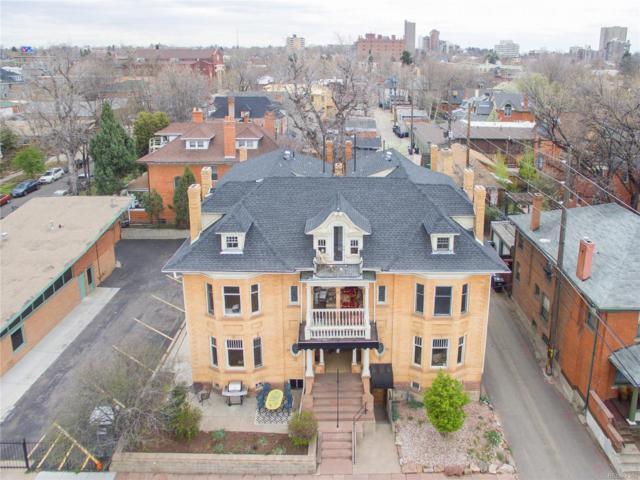 2124 E 17TH Way #4, Denver, CO 80206 (#5469041) :: Wisdom Real Estate
