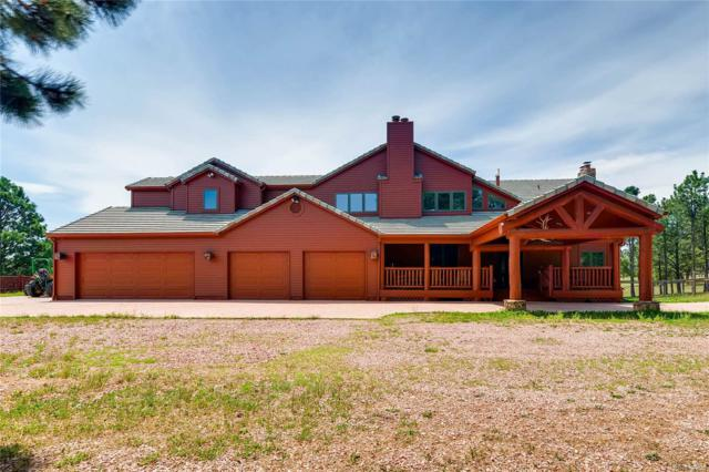 13765 New Discovery Road, Colorado Springs, CO 80908 (MLS #5469122) :: Kittle Real Estate
