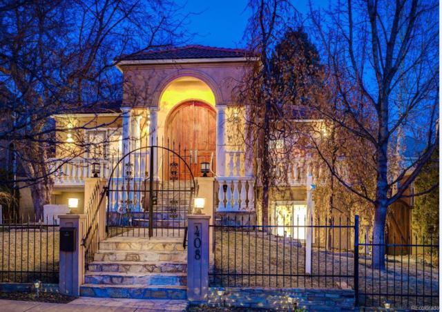 408 Madison Street, Denver, CO 80206 (MLS #5469361) :: 8z Real Estate