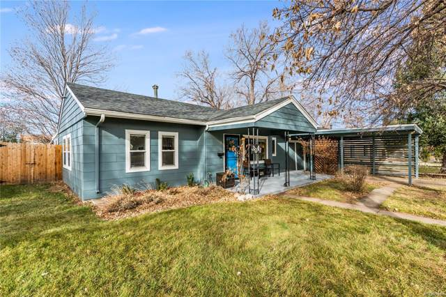 3041 S Fairfax Street, Denver, CO 80222 (#5469636) :: Wisdom Real Estate