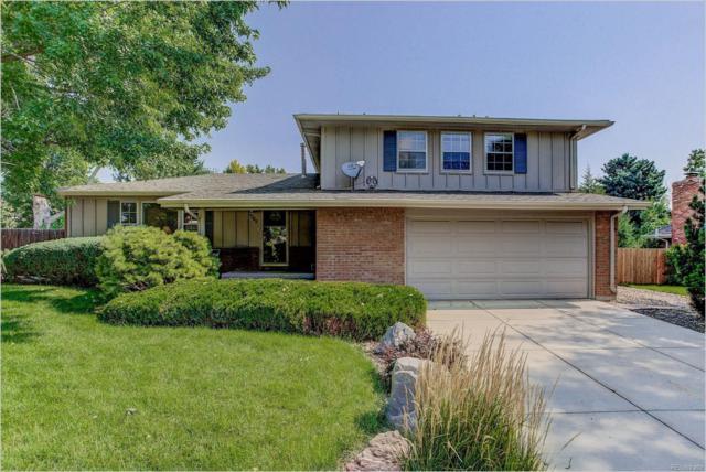 5549 W Hinsdale Avenue, Littleton, CO 80128 (#5470040) :: The Peak Properties Group