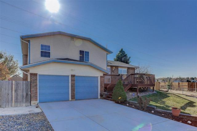 16106 E Bails Place, Aurora, CO 80017 (#5470250) :: Bring Home Denver