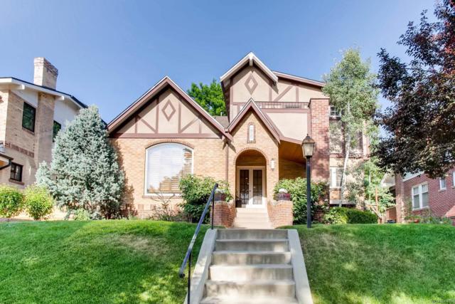 532 S Corona Street, Denver, CO 80209 (#5470395) :: The HomeSmiths Team - Keller Williams
