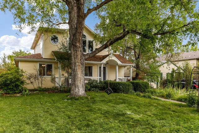 2442 S Madison Street, Denver, CO 80210 (MLS #5470560) :: 8z Real Estate