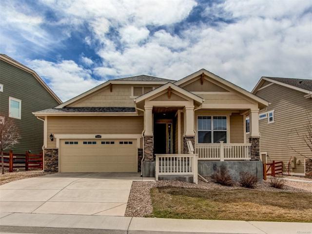 22786 E Saratoga Place, Aurora, CO 80015 (#5470624) :: Compass Colorado Realty