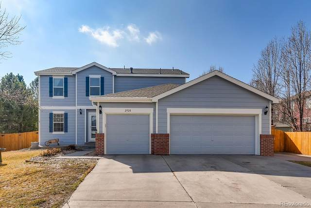2928 E 107th Court, Northglenn, CO 80233 (MLS #5470629) :: 8z Real Estate