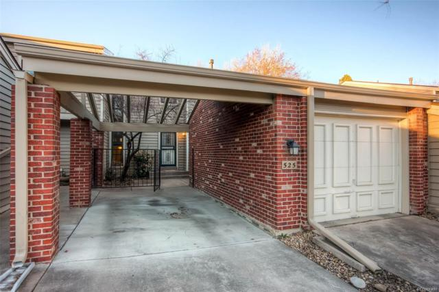 7925 W Layton Avenue #525, Littleton, CO 80123 (#5470695) :: Keller Williams Action Realty LLC