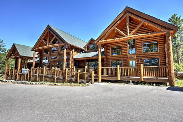 12424 Big Timber Drive, Conifer, CO 80433 (#5471128) :: The DeGrood Team