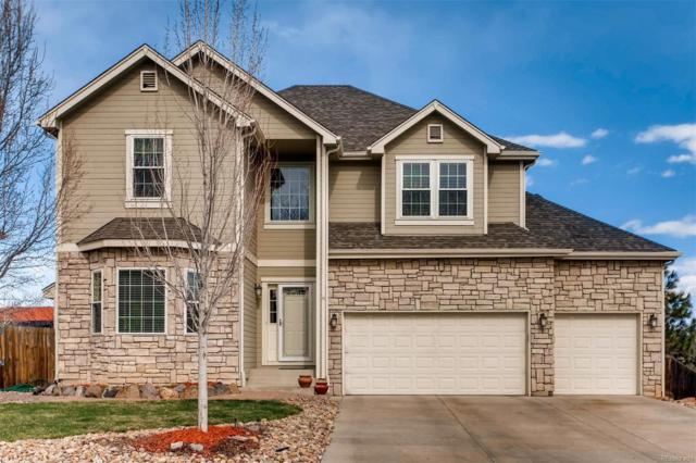 6850 S Reed Court, Littleton, CO 80128 (#5471296) :: The DeGrood Team
