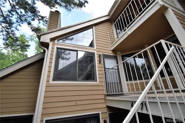 4771 White Rock Circle B, Boulder, CO 80301 (MLS #5471527) :: 8z Real Estate