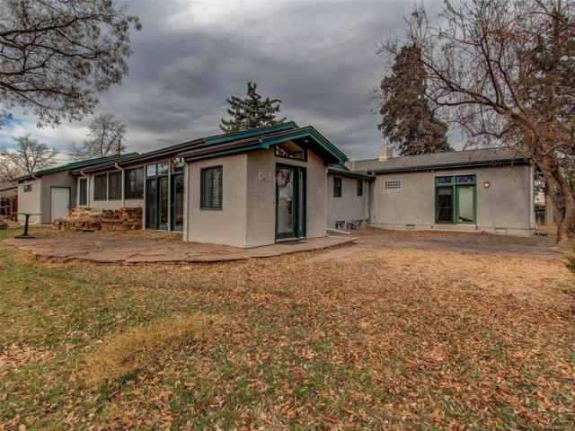 8630 Montview Boulevard, Denver, CO 80220 (#5471565) :: House Hunters Colorado
