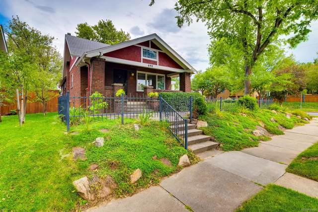 690 S Williams Street, Denver, CO 80209 (MLS #5472254) :: Keller Williams Realty