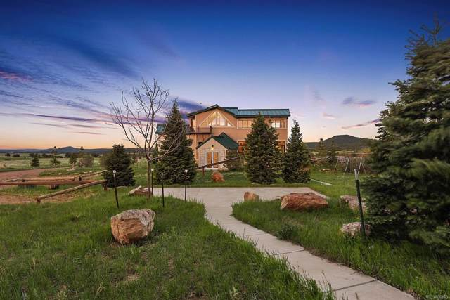 350 County Road 354, La Veta, CO 81055 (#5472878) :: Compass Colorado Realty