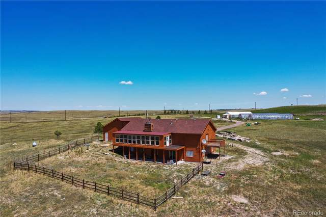 9600 County Road, Elbert, CO 80106 (#5472964) :: Sultan Newman Group
