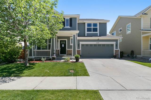 12431 E 106th Place, Commerce City, CO 80022 (MLS #5473177) :: Bliss Realty Group