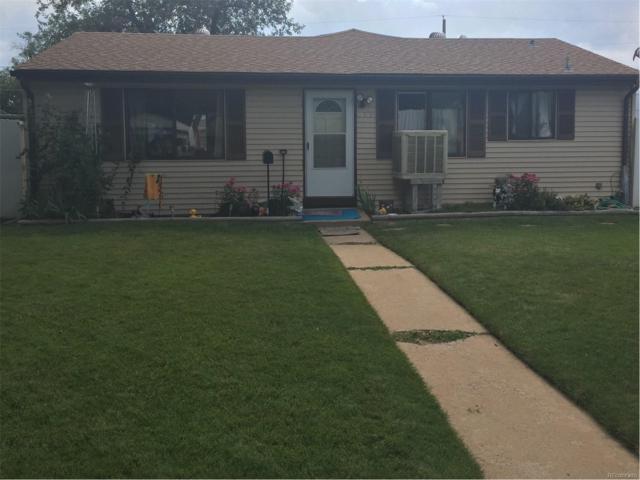 3915 S Inca Street, Englewood, CO 80110 (MLS #5473266) :: 8z Real Estate