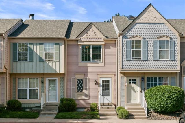 10625 W Dartmouth Avenue, Lakewood, CO 80227 (MLS #5473759) :: 8z Real Estate