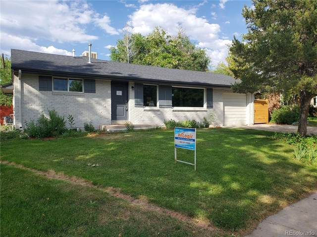 5681 E Amherst Avenue, Denver, CO 80222 (#5473803) :: The Heyl Group at Keller Williams