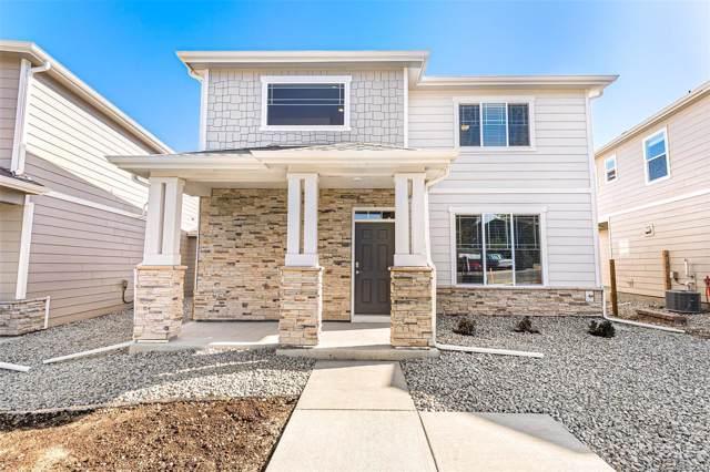 11773 Lovegrass Drive, Parker, CO 80138 (MLS #5473856) :: 8z Real Estate