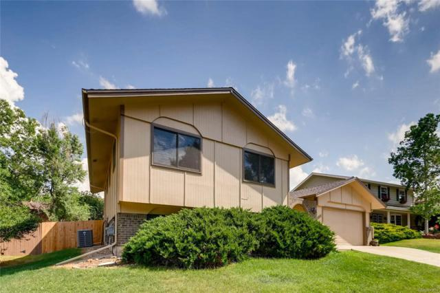 7766 E Napa Place, Denver, CO 80237 (#5473870) :: The HomeSmiths Team - Keller Williams