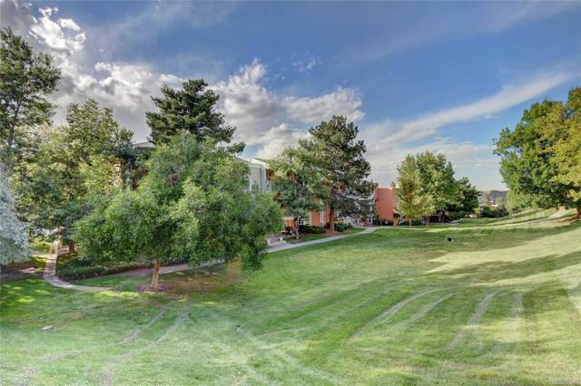 1400 Golden Circle #305, Golden, CO 80401 (MLS #5474044) :: 8z Real Estate