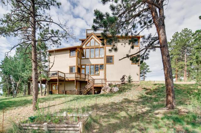 229 Mohawk Trail, Pine, CO 80470 (MLS #5474174) :: 8z Real Estate