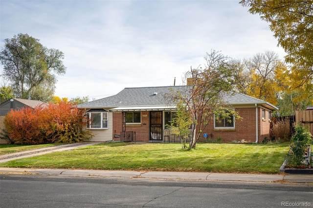 2970 Niagara Street, Denver, CO 80207 (#5474255) :: Compass Colorado Realty