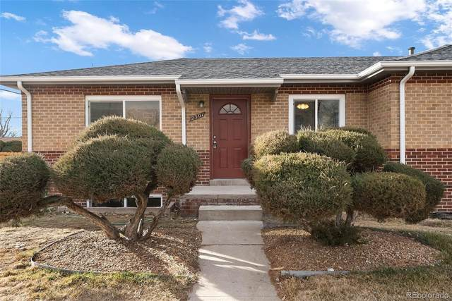 2301 Newport Street, Denver, CO 80207 (#5475030) :: The Dixon Group