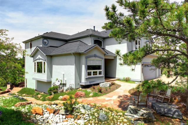 23481 Morning Rose Drive, Golden, CO 80401 (#5475085) :: My Home Team