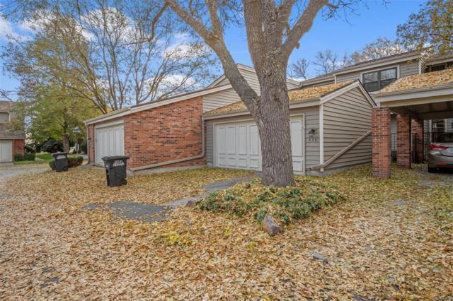 7925 W Layton Avenue #530, Littleton, CO 80123 (#5475114) :: Briggs American Properties