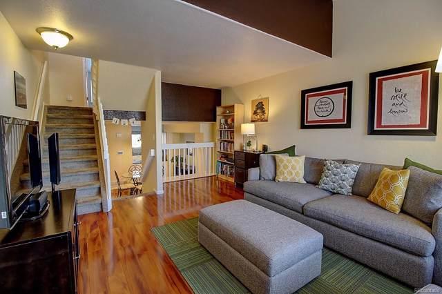 1885 S Quebec Way L102, Denver, CO 80231 (MLS #5475319) :: 8z Real Estate