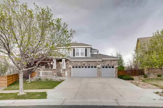 16671 E 106th Way, Commerce City, CO 80022 (#5475366) :: The Griffith Home Team