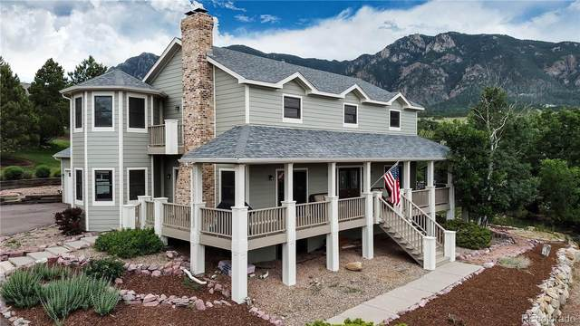 4170 Regency Drive, Colorado Springs, CO 80906 (#5475405) :: Venterra Real Estate LLC