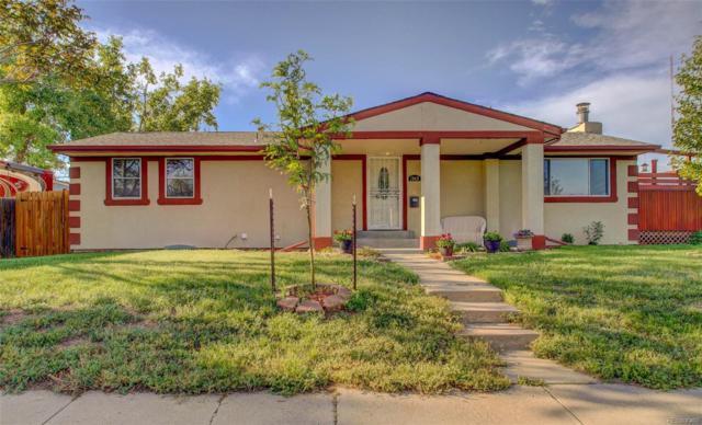 1945 W Asbury Avenue, Denver, CO 80223 (#5475734) :: Mile High Luxury Real Estate