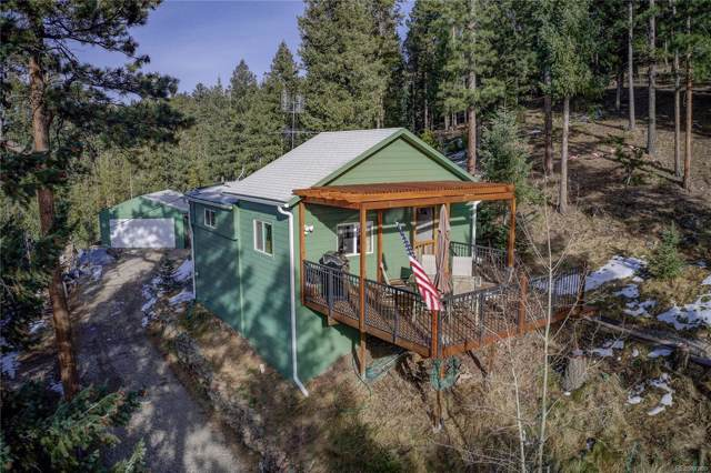 6786 S Brook Forest Road, Evergreen, CO 80439 (#5475919) :: The DeGrood Team