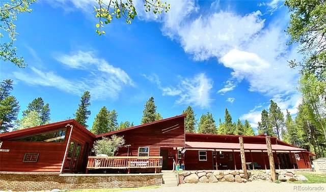 2081 Lodgepole Drive, Leadville, CO 80461 (MLS #5476140) :: Wheelhouse Realty