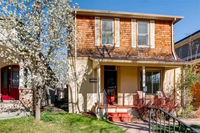 1720 S Clarkson Street, Denver, CO 80210 (#5476372) :: The Peak Properties Group
