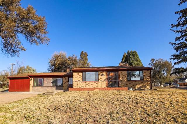 2220 E Yampa Street, Colorado Springs, CO 80909 (MLS #5477020) :: Bliss Realty Group