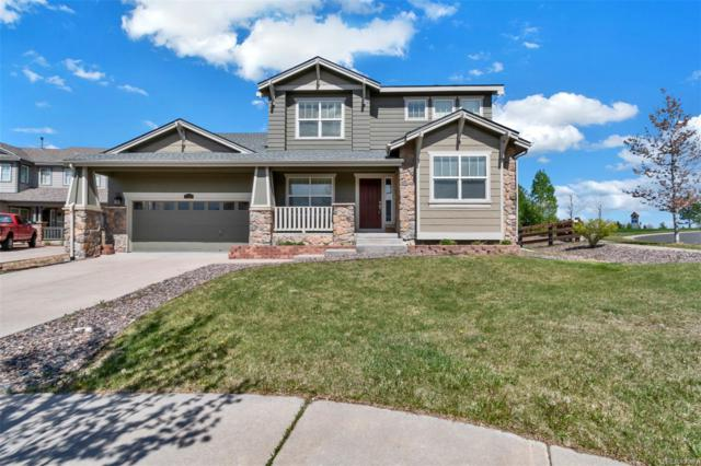 7338 S Millbrook Street, Aurora, CO 80016 (#5477337) :: House Hunters Colorado